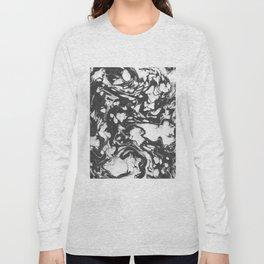 Suminagashi Series (Jinye) 津液 Long Sleeve T-shirt