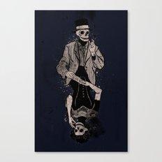 Dead Game Canvas Print