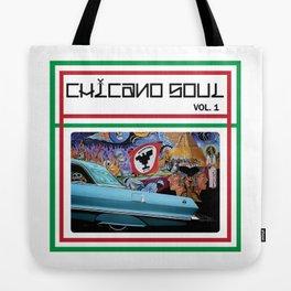Chicano Soul Vol. 1 Tote Bag