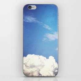 Cloud 9 iPhone Skin