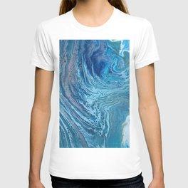 60 Glitter   Abstract Artwork T-shirt