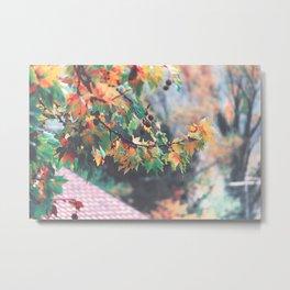 automne Metal Print