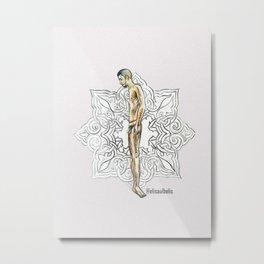Nasnas Metal Print
