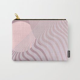Beyond The Fog - Misty Taupe Carry-All Pouch