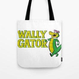Wally Gator Tote Bag