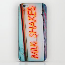 Milk Shakes iPhone Skin