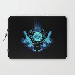 Virtual Reality Check Laptop Sleeve