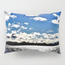 Water | Lake Ontario | Landscape | Toronto | Nadia Bonello Pillow Sham