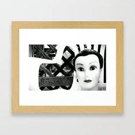 JAWN 2. Framed Art Print