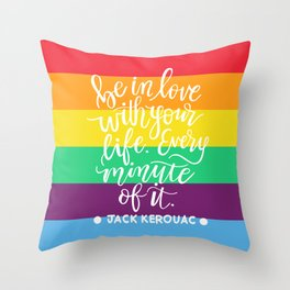 Carrie Throw Pillow