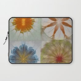Fulvous Certainty Flowers  ID:16165-113635-96480 Laptop Sleeve
