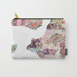 Anchorage map Carry-All Pouch