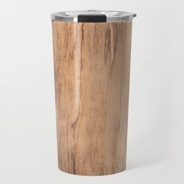 Wood Grain #575 Travel Mug