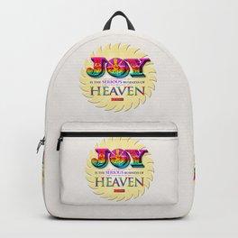 Serious Joy Backpack
