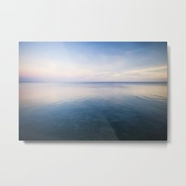 oh, Sea, how I love thee Metal Print