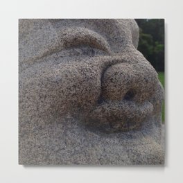 laughing buddha Metal Print