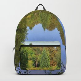 A Lovely Walk Round Priory Park Backpack