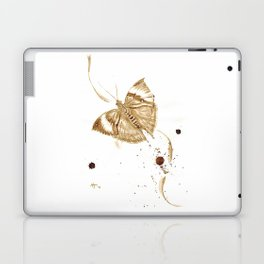 Coffee butterfly Laptop & iPad Skin