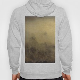 Flying With You... Hand Painted Photograph Hoody