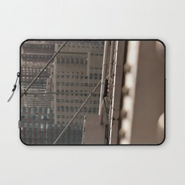 Geometric City Laptop Sleeve