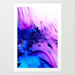 Forever Dreaming Abstract Art Print