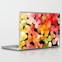 confetti Laptop & iPad Skins featuring Confetti by Rosie Brown