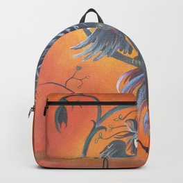 Gamaun The Prophetic Bird With Ruffled Feathers Backpack