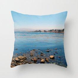 To Depths Unknown Throw Pillow