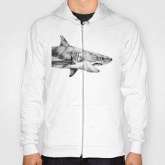 Great White Shark Hoody