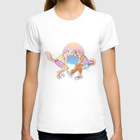 sport T-shirts featuring Sport Shibe by furious-teapot