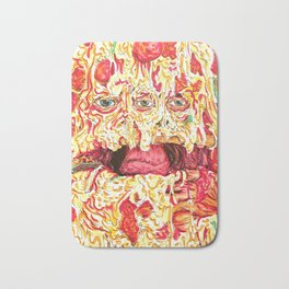 Pizza Slob Bath Mat