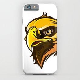 eagle head iPhone Case