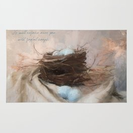 Bird Nest 1 Rug