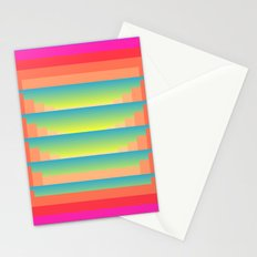 Gradient Fades v.4 Stationery Cards