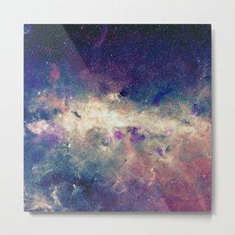 Interstellar Cloud Metal Print