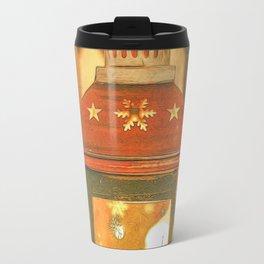 Christmas Lantern. Travel Mug