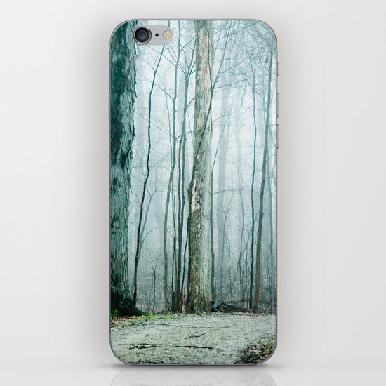 Feel the Moment Slip Away iPhone & iPod Skin