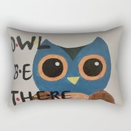 Owl Be There For You Rectangular Pillow