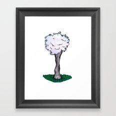 Goatfluff Framed Art Print