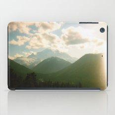 rainier . holga iPad Case