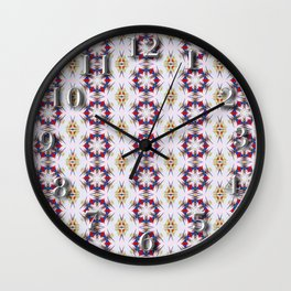 CrystalStar Wall Clock
