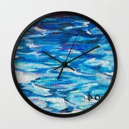 Islote de San Juan Wall Clock