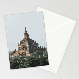 Bagan, Myanmar Stationery Cards