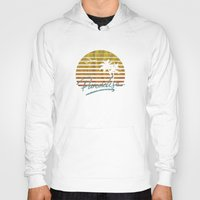 paradise Hoodies featuring Paradise by Anthony Troester