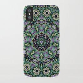 Nine Sided Paisley 2 iPhone Case