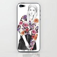 Gemma Sketch iPhone & iPod Skin