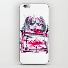 Fuck Machine iPhone Skin