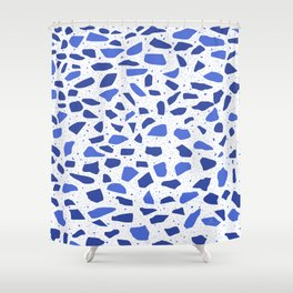 Terrazzo AFE_T2019_S7_3 Shower Curtain