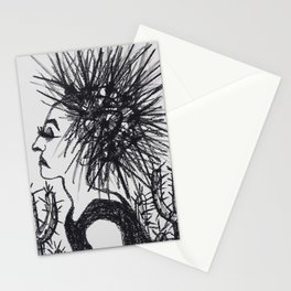Prickly heat Stationery Cards