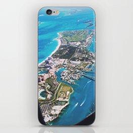Atlantis at 10,000 iPhone Skin
